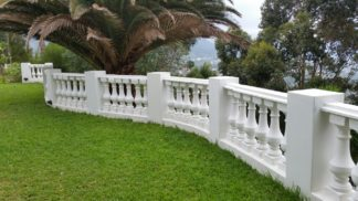 Balusters and Wall Copings