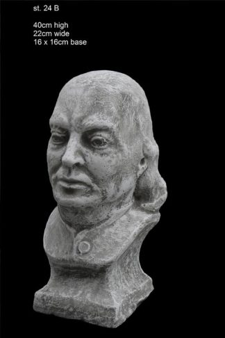 Benjamin Franklin Head 24 B