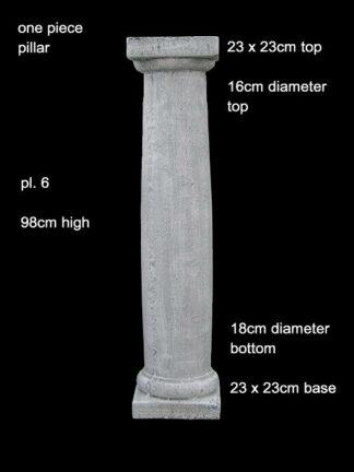 concrete pillar 006