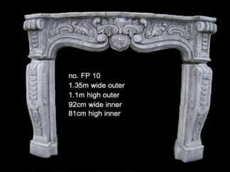 fireplace surround ten