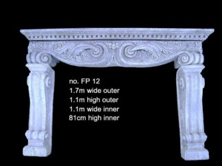 fireplace surround 12