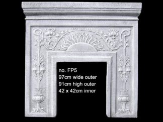 fireplace surround five