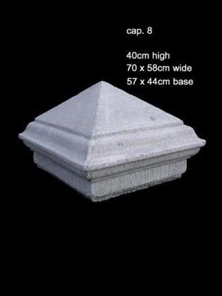 concrete pillar cap 008