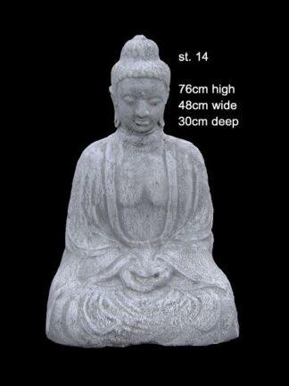 concrete buddha statue 14