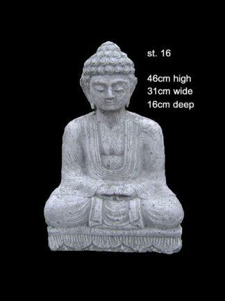 concrete buddha statue 16