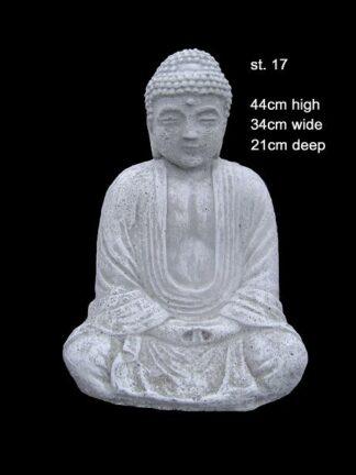 concrete buddha statue 17