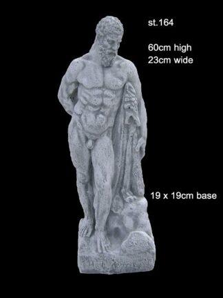 concrete statue 164