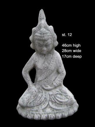 concrete buddha statue 12